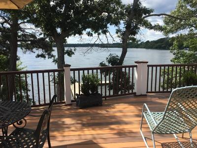 MA-Barnstable County, Plymouth County Single Family Home For Sale: 326 Holly Point Road