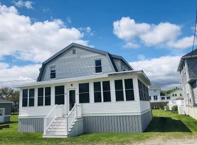 Scituate Single Family Home For Sale: 57 Oceanside Drive