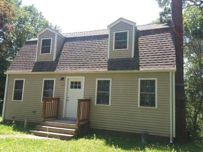 Plymouth Single Family Home New: 897 Long Pond Rd
