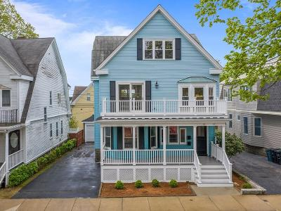 Somerville Condo/Townhouse Price Changed: 12 Teele Ave #12