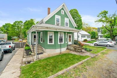 Rockland, Abington, Whitman, Brockton, Hanson, Halifax, East Bridgewater, West Bridgewater, Bridgewater, Middleboro Single Family Home For Sale: 19 Leyden St