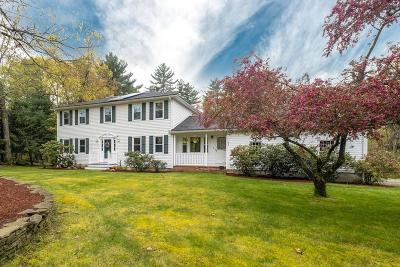 Andover Single Family Home For Sale: 167 Woburn St.
