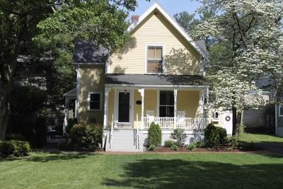 Winchester Single Family Home For Sale: 5 Cutting St