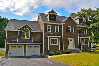 Burlington Single Family Home For Sale: 3 Mooney Rd