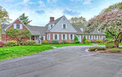 Dedham Single Family Home For Sale: 225 Schoolmasters Lane