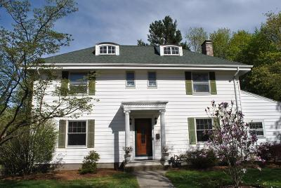 Wellesley Single Family Home For Sale: 7 Atwood