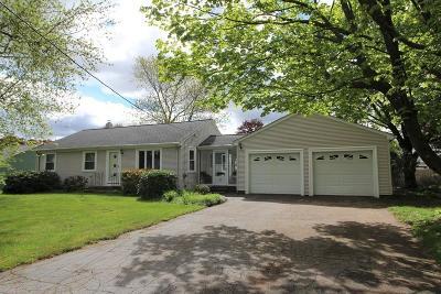 North Attleboro Single Family Home Under Agreement: 11 William Tanner Avenue