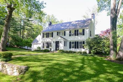 Wellesley Single Family Home For Sale: 37 Woodcliff Rd