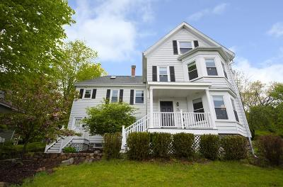 Natick Single Family Home For Sale: 71 Eliot St