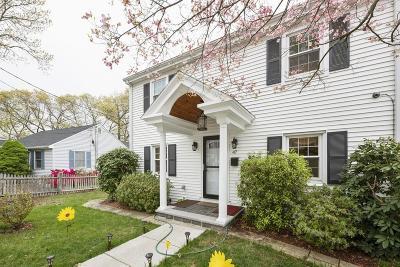 MA-Suffolk County Single Family Home For Sale: 47 Hallron Street