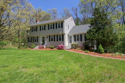 Sherborn Single Family Home Price Changed: 17 Russett Hill Road