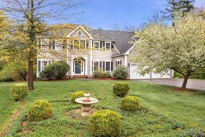Sutton Single Family Home For Sale: 16 Steven Dr