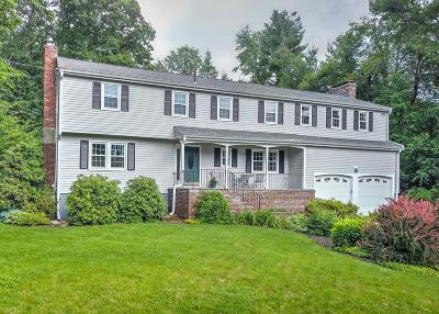 Andover Single Family Home New: 4 Hampton Ln