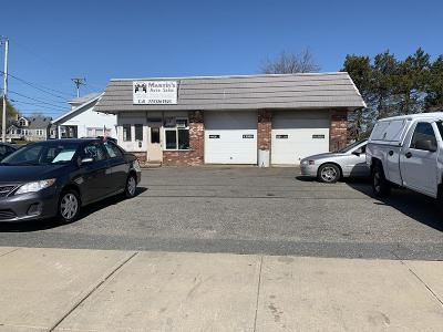 MA-Bristol County Commercial For Sale: 2291 S Main St