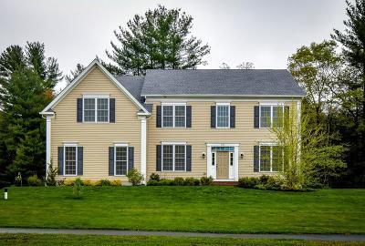 Holliston Single Family Home For Sale: 204 Mohawk Path