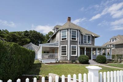Scituate Single Family Home New: 16 Gannett Road