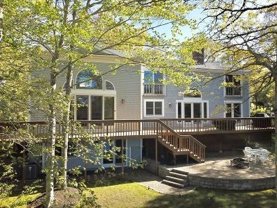 Mashpee Single Family Home For Sale: 85 Timberlane Dr