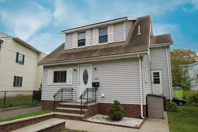Saugus MA Single Family Home For Sale: $379,000
