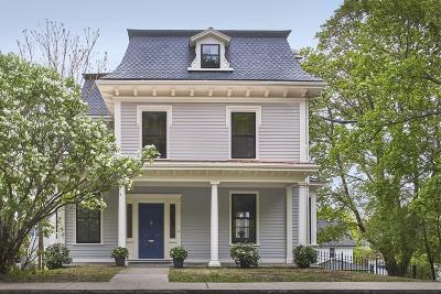 Belmont Single Family Home For Sale: 500 Pleasant Street