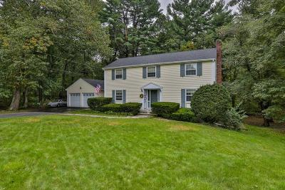 Andover Single Family Home For Sale: 13 Ivy Ln