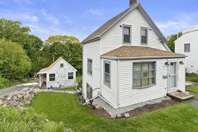 Braintree Single Family Home For Sale: 48 Thayer