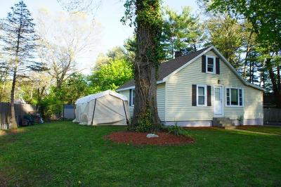 Natick Single Family Home For Sale: 32 Birch Rd