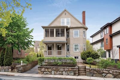 Brookline Multi Family Home New: 809-811 Heath St