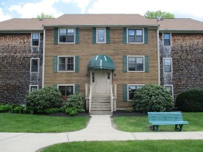 Rockland, Abington, Whitman, Brockton, Hanson, Halifax, East Bridgewater, West Bridgewater, Bridgewater, Middleboro Condo/Townhouse For Sale: 35 Eagle Ave #3