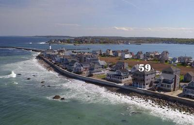 Scituate Single Family Home For Sale: 59 & 60 Rebecca Road