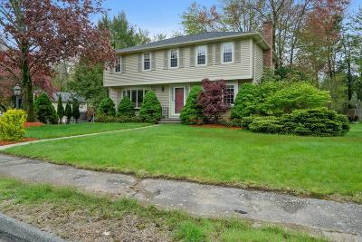 Westborough Single Family Home For Sale: 4 Uhlman Drive