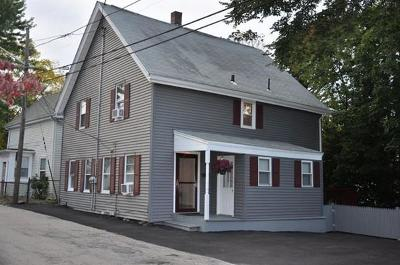 Quincy Multi Family Home For Sale: 29 Town Hill St
