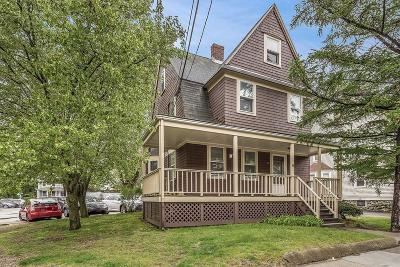 Watertown Single Family Home For Sale: 37 Hunt St.