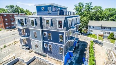 Boston Condo/Townhouse For Sale: 136 Neponset Ave. #4