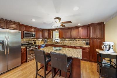 Sherborn Single Family Home Under Agreement: 103 N Main St