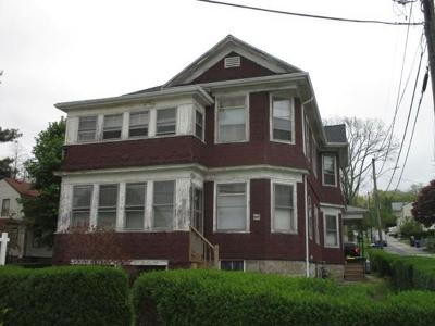 Fall River Multi Family Home For Sale: 2993-2995 N Main St