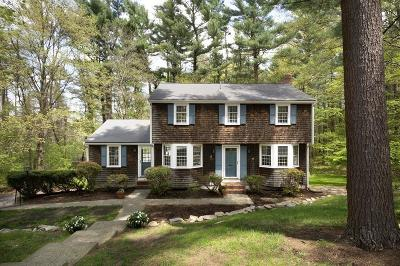 Hingham Single Family Home For Sale: 17 Pioneer Road