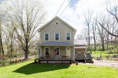 Pomfret Single Family Home For Sale: 86 Murdock Rd
