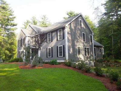 Boylston Single Family Home For Sale: 1230 Main St