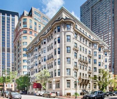 Boston Condo/Townhouse New: 8 Garrison St. #200