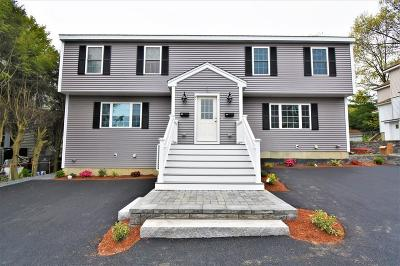 Framingham Condo/Townhouse For Sale: 12b Seminole Ave #B
