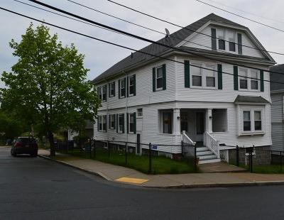 Boston Rental New: 26-28 Pleasant Hill #1