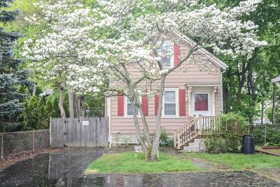 MA-Suffolk County Single Family Home For Sale: 9 1/2 Rutledge Street