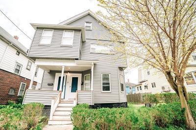 Medford Multi Family Home New: 27 Hancock St