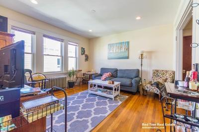 Boston Rental New: 151 Forest #3