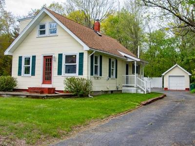 Mansfield Single Family Home New: 311 West