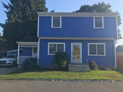 Swansea Single Family Home For Sale: 30 3rd St