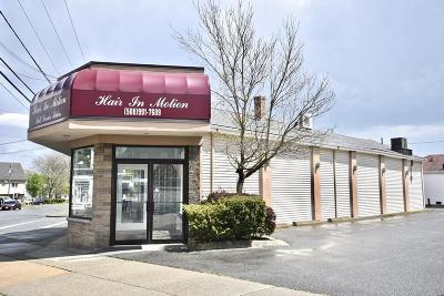 MA-Bristol County Commercial For Sale: 219 Rockdale Ave.