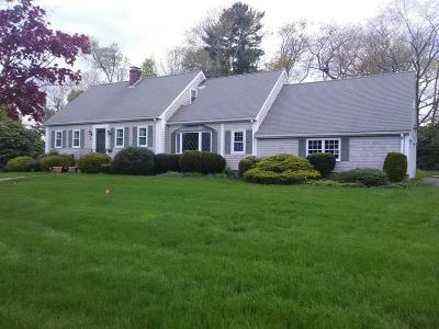 Hingham, Hull, Scituate, Norwell, Hanover, Marshfield, Pembroke, Duxbury, Kingston, Plympton Single Family Home For Sale: 49 Daedalus Circle