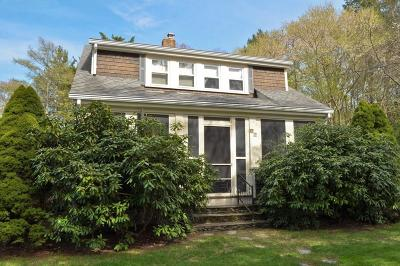 RI-Bristol County Single Family Home For Sale: 52 Ridge Rd