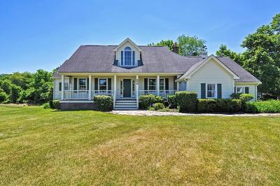RI-Bristol County Single Family Home For Sale: 4 Old Orchard Farm Rd